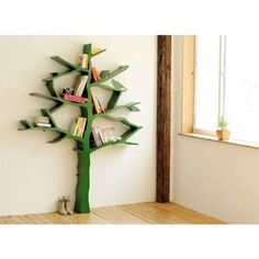Nursery Works Tree Bookcase - MyUrbanChild