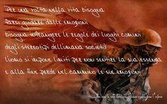 Nero come la notte dolce come l'amore caldo come l'inferno: Per una volta nella vita bisogna farsi guidare dal...