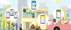 IoT : Google lance Eddystone une alternative à iBeacon d'Apple