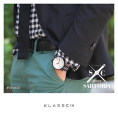 """@klasse14 on Instagram: """"For the chance of winning one of our five watches from the new Volare Sartoria collection: 1. Like our Facebook and Instagram page 2. Choose one of the picture featuring the stylish Volare Sartoria watch, and re-post it on your page 3. Hashtag: #klasse14 #ordinarilyunique and the name of the watch, For example: #herringbone, #pinstripe, #check, etc 4. The winner will be reveled on October 15th 2015 …Good luck!"""""""