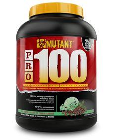 I Am MUTANT PRO 100