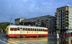 Soviet Union, Public Transport, Ukraine, Transportation, Russia, History, Vehicles, Archive, Age