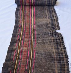 Vintage Hmong Hemp Indigo Batik Textile on Etsy  #hilltribe #vintage #fabric #vintagefabric #hmong #indigo #indigobatik #vintagetextiles #textile #hilltribetextiles #etsy #etsyfinds #fabricaddicts #indigobatik #fabriccollection #hmonghilltribe #hemp #hempfabric #organic