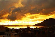 Sunrise, Puno, Perú