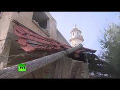Российские военнослужащие показали западным СМИ освобожденную сирийскую Сальму - http://russiatoday.eu/rossijskie-voennosluzhashhie-pokazali-zapadnym-smi-osvobozhdennuyu-sirijskuyu-salmu/                              Российские военнослужащие продемонстрировали представителям западных СМИ отбитый у исламистов «Фро