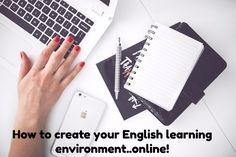 Download my free e-book from Learn English Prague today, and see how you can create your own online English learning environment using all free internet resources..  https://learnenglishprague.com/2016/06/10/create-your-own-english-environment-online/
