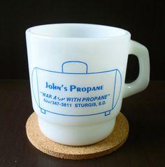 ファイヤーキング JOHN'S PROPANE スタッキング マグ - ファイヤーキング専門店 LeafBlossom
