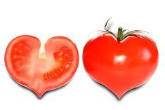 tomate bueno para el corazón