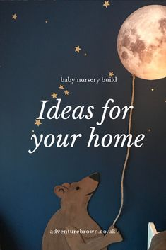 Learn how I created this amazing little baby nursery. have some little buy great little nursery hacks you can do at home as well as my DIY wall art to make the room more special Baby Room Storage, Baby Room Diy, Baby Boy Rooms, Baby Boy Nurseries, Baby's First Birthday Gifts, Kids Bedroom Organization, Baby Boy Haircuts, Baby Boy Announcement, Baby Girl Accessories