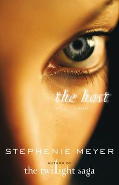 The Host by Stephanie Meyer. There is still a love triangle in this book but not one as corny as in Twilight. The premise for this book is so different from Twilight and its actually an okay book. Not sure how well it is going to translate into a movie though.