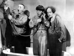 The Three Stooges: Greatest Shorts of the 30s | August 26 | Relive the classic eye-poking antics of Larry, Moe, and Curly in these classic shorts from the 1930s presented in 35mm. Description from pinterest.com. I searched for this on bing.com/images
