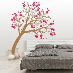 Primi Fiori, 49,90 euro http://www.adesivimurali.com/stickers-alberi/01213-primi-fiori