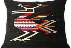 Navajo Phoenix Pillow