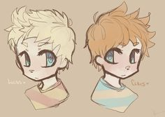 Lucas and Claus