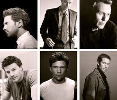 The Men of BtVS <<<< they missed Xander. Should've nixed Wesley. He was only relevant in Angel.
