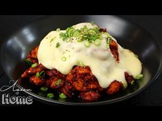 Cheese Buldak (Korean Fire Chicken w/Cheese) - Seonkyoung Longest