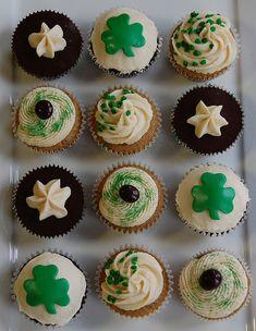 St. Patty's Cupcakes