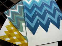 So in love with chevron lately.