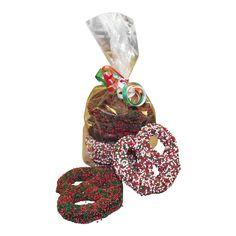Chocolate Covered Pretzel Twists