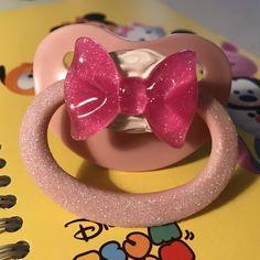 Abdl custom pacifier - binky, dummy - adult little, daddy, mommy, sissy, age play - bdsm, ddlg, mdlg, ddlb, mdlb - resin, flatback, cabochon