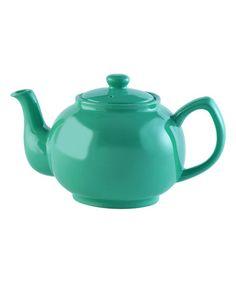 Look at this #zulilyfind! Jade Green 6-Cup Teapot #zulilyfinds