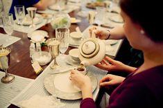 tea party weddings