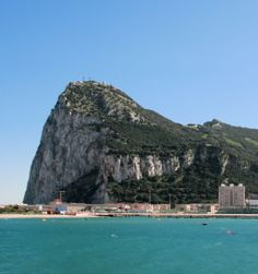 Gibraltar, this place will forever hold my heart. This is the rock we got married on!