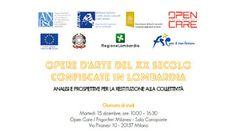 """TG Musical e Teatro in Italia: Giornata di studi """"Opere d'arte del XX secolo conf..."""