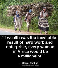 Millionaires everywhere