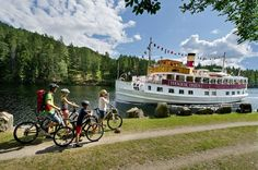 Stylish lakeside cabins, bear-spotting, Viking adventures and midnight sun and fun await in Denmark, Sweden, Norway and Finland Romantic Camping, Lakeside Cabin, Alesund, Sailing Trips, European Vacation, Midnight Sun, Tour Operator, Travel Activities, Holiday Travel
