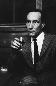 Mr. William S. Burroughs.