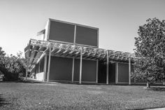 The Menil Collection is a Houston Gem! Located in Montrose, the Menil is free to visitors.