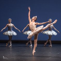 Ballet Imperial by Shoko Nakamura corps