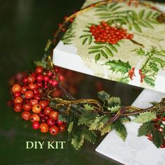 Colour List, Yellow Roses, Diy Kits, Rose Buds, Christmas Wreaths, Handmade Items, Presents, Gift Wrapping, Beads