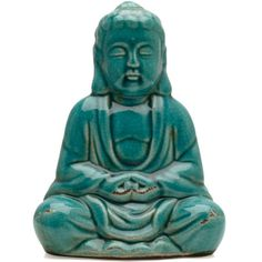 Wholesale Small ceramic sitting thai buddha - Something Different