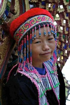 Thailand People   Thailand by Steve Evans in Hill people, Hill tribe (Thailand) on ...