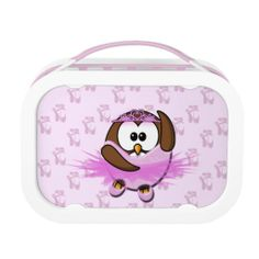 A lunch box for your favourite little ballerina.