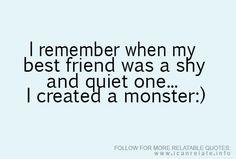 mwahaha....I was that one...