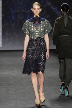 Vivienne Tam (Fall-Winter 2014) R-T-W collection at New York Fashion Week