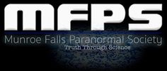 New logo! Eric did a great job. What do you think?   #newlogo #logo #mfpslogo #paranormal #mfps #mfpsohio #munroefallsparanormalsociety