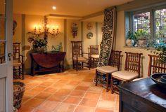Terracotta Fliesen Wandfarbe wandfarbe terracotta fliesen küche weiss modern landhausstil