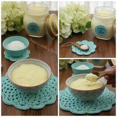 Aroma a canela y limon: RECETAS BÁSICAS DE COCINA: CREMA DE COCO