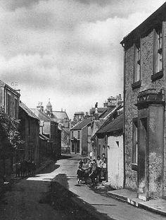 Tour Scotland Photographs: Old Photograph Douglas South Lanarkshire Scotland