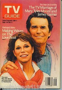 Mary Tyler Moore Love Boat | TV GUide - 1984 - Mary Tyler Moore
