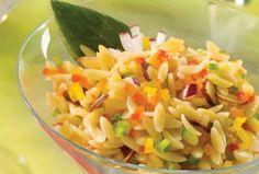 Rainbow Orzo Salad    Kosher Recipes - Joy of Kosher with Jamie Geller