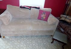 Couch for sale by Crown City Antiques and Estate Sales near La Crescenta, Montrose, La Canada, Pasadena and Glendale