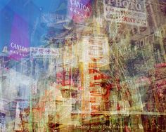Doug Keyes, Chinatown, San Francisco