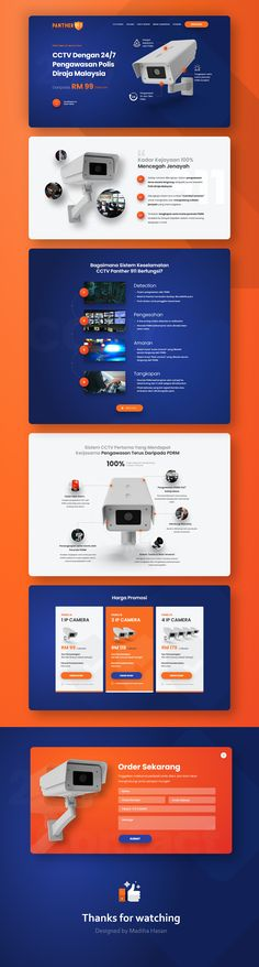 banking layout Panther 911 UIUX Agent Page Web Design on Behance Cool Web Design, Beautiful Website Design, App Design, Design Websites, Graphic Design, Web Layout, Layout Design, Header Design, Free Banner Templates