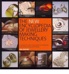 Jinks McGrath....the book which got me into jewellery making!