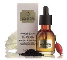 The Body Shop Oils of Life Intensely Revitalising Facial Oil Brand New UK Body Shop Tea Tree, The Body Shop, Oil For Dry Skin, Oils For Skin, Facial Wash, Facial Oil, World Oil, Camellia Oil, Oil Shop